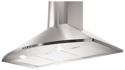 Mepamsa Tender H Acier inoxydable 685m³/h - Hottes (685 m³/h, 69 dB, Acier inoxydable, 40 W, 2 ampoule(s), Rotatif)