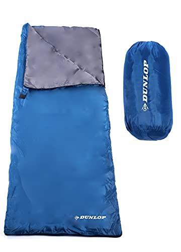 Deckenschlafsack Schlafsack kuschlig Camping übernachten bequem als Schlafsack und als Decke hält die ganze Nacht warm 190cm x 75cm
