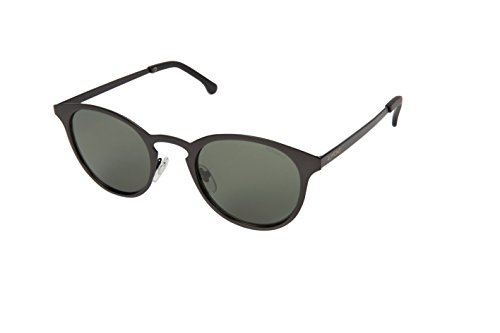 KOMONO Unisex-Erwachsene Hollis Brillengestelle, Schwarz (Matte Black), 49