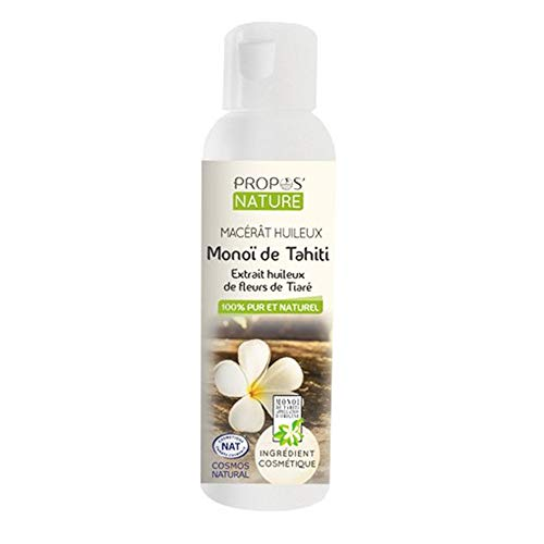 Grasa Macerat Monoi Perfume 100 ml de aceite