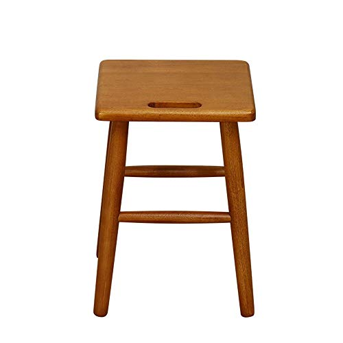Cheapest Prices! Jdeepued Vanity Stool Vanity Makeup Bench Dressing Stool Solid Wood Dinning Chair H...