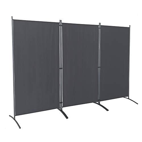 STEELAID Three Panel Unit Room D...