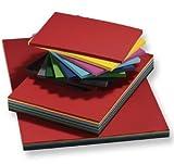 Folia - Bastelkarton SPARPACK 1, 100 Bogen, 50x70 cm [Spielzeug] -