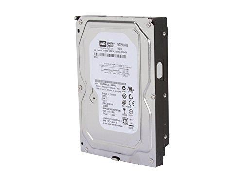 Western Digital WD3200AVJS Festplatte 320.0 GB 8.9 ms S-ATAII / 300 8.0 MB