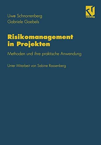 Risikomanagement in Projekten: Methoden und ihre praktische Anwendung