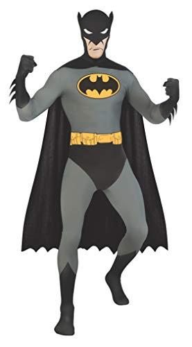 Rubie's-déguisement officiel - Batman - Déguisement Combinaison 2nd Skin Adulte - Taille L- I-880519L