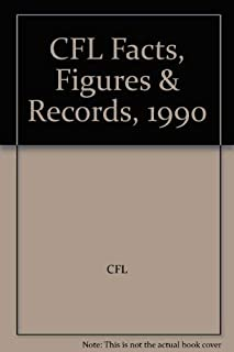 CFL Facts, Figures & Records, 1990