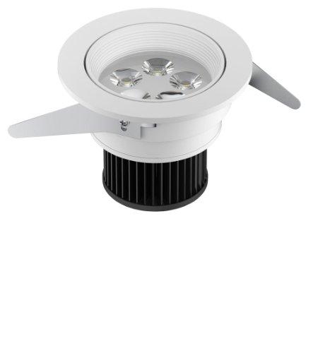 Osram 41181 Ivios LED Downlight Blanc Plafonnier 6,5 W 230 V