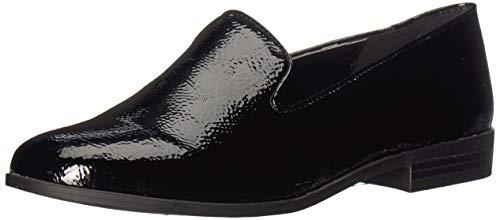 Bandolino Footwear Women's Lima Loafer, BLACK, 10 Medium US