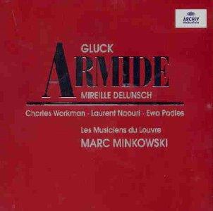 Gluck: Armide (Gesamtaufnahme)