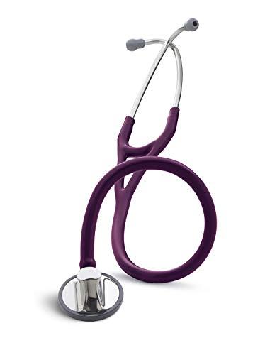 Fonendoscopio 3M™ Littmann® Master Cardiology con grabado láser gratuito - Ciruela 2167