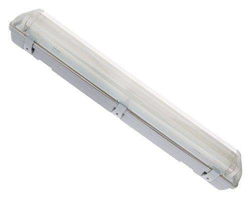 Regleta Estanca Fluorescente E 2X18W Ip65