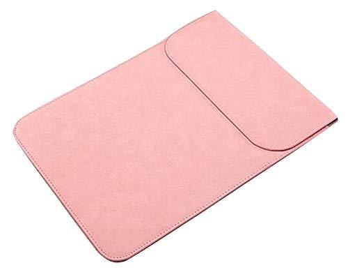 Funda para Tablet de 10.1'/10.8',Protector de Tableta de Cuero PU Bolsa de Transporte para Huawei M5 / M6 Pink huawei-10.1inch