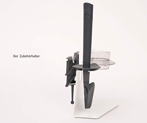Zubehör Halter für Thermomix® TM5 WEIß von Leckerhelfer