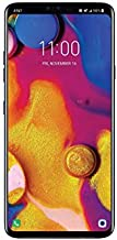 LG V40 ThinQ 64GB GSM Unlocked (AT&T/T-Mobile) 5-Camera Smartphone w/ 6.4