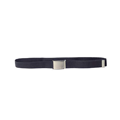 Helly - Cinturon de tela hombre caballero - Accesorios (Talla Única/Negro)