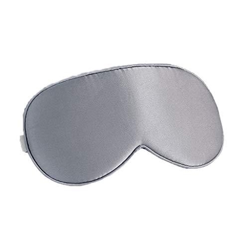 Máscara de seda de ojos, de alivio de presión del sueño Protección de los ojos de sombreado de la siesta Estudiante fatiga ocular Inflamación compresa caliente de artefactos de lanzamiento de ojos