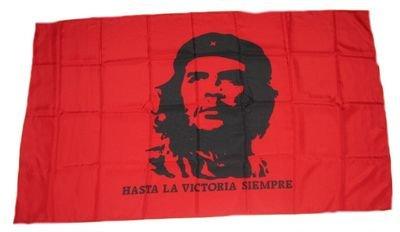 Fahne Stockflagge Che Guevara NEU 30 x 45 cm Flagge
