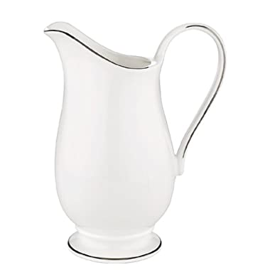 Lenox Continental Dining Platinum Cream Pitcher