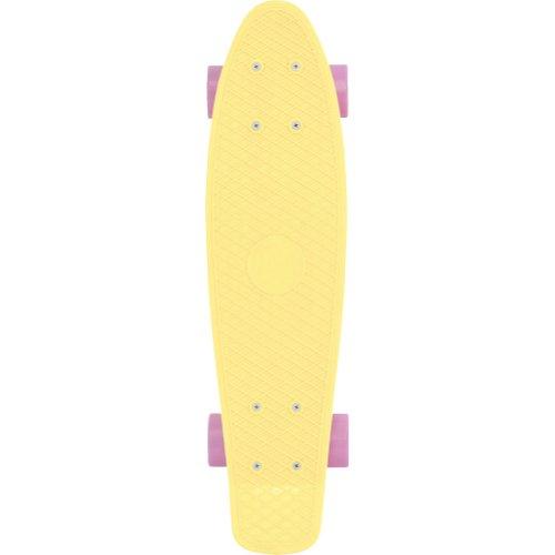 Penny Pastel Complete Skateboard, 22-Inch, Lemon/Mint/Lilac
