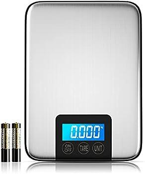 Nicewell 33lbs 15kgs Max Digital Kitchen Scale