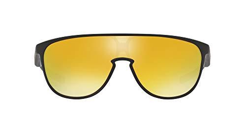 Oakley Sonnenbrille Trillbe 0OO9318_06 Wayfarer Sonnenbrille 0, Schwarz