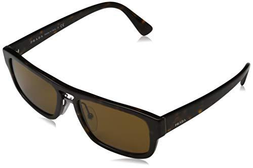 Ray-Ban 0PR 05VS zonnebril, grijs (Havana), 56.0