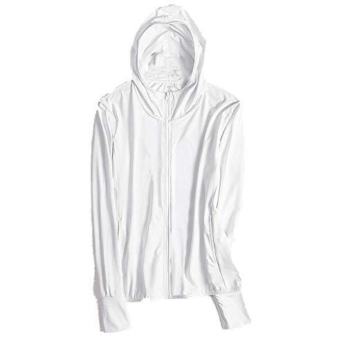 U/A - Golf-T-Shirts für Damen in Weiß, Größe XXL