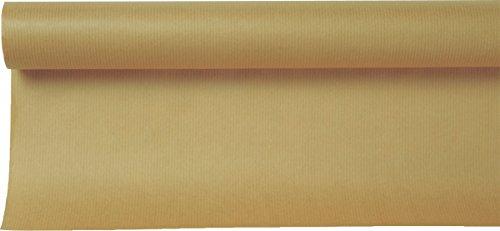 Baier & Schneider Kraftpapier-Bogen (Packmittel) Packpapier, Natron, 70 g/qm, 5000 x 1000 mm