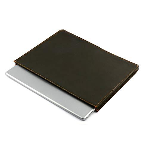 Sleeve Funda de Cuero - para Varios Modelos - Estuche, Smart Cover - Parachoques, Cartera - Hecho a Mano - Accesorio - para iPad Pro 12,9