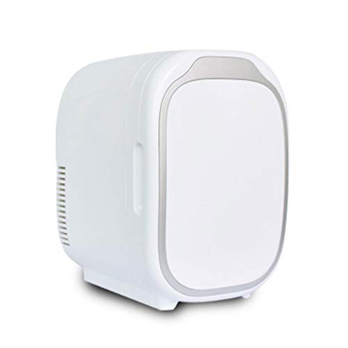Mini Refrigerador De Doble Uso para El Hogar, Pequeño Dormitorio, Regalo De Aire Acondicionado para Automóvil, Enfriamiento Rápido Y Diseño Silencioso