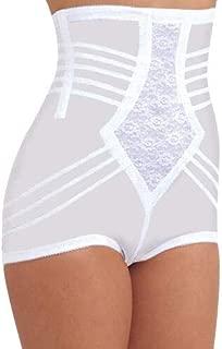 Rago Women's Hi Waist Brief Panty