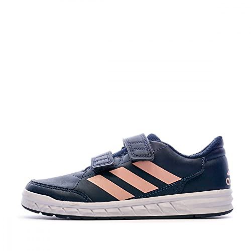 Adidas Altasport CF K, Zapatillas de Running Unisex niño, Multicolor (Maruni/Rosbri/Ftwbla 000), 30 EU