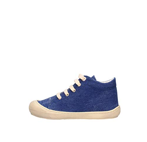 Naturino Cocoon-Schuh aus Canvas in Délavé-Opt-Jeans blau 22