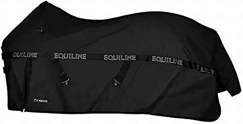 Equiline Outdoordecke Clint medium, 1,55 m | Schwarz