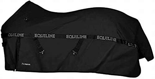 Equiline Outdoordecke Clint medium, 1,45 m | Schwarz
