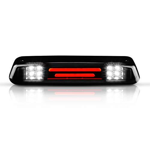 OPT7 04-08 For F150 3rd Brake Light Explorer LED Third Brake Light, DOT Certified Cargo Light Upgrade – Tube/Smoked Housing Runner Series - High Power Cree XM