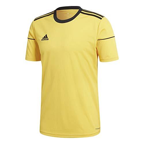 adidas Squad 17 JSY SS Camiseta de Manga Corta, Hombre, Rojo (Dorfue/Negro), 3XL