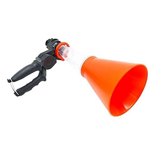 1 PZ Regolabile Staffa Fisso Che riempie Becco pour utensile Kit Motore Olio Motore Carrello (Color : Red)