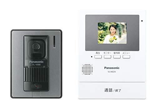 パナソニック テレビドアホン 録画機能搭載 VL-SZ25K