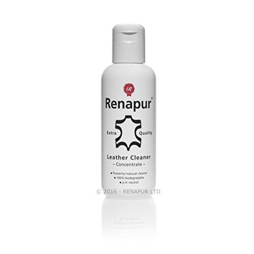 Renapur Ltd - Limpiador de cuero concentrado 250ml