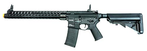 KWA Ronin VM4 X-15 (15-Inch) Airsoft Rifle BB Gun with Adjustable FPS and Complete Modular Design