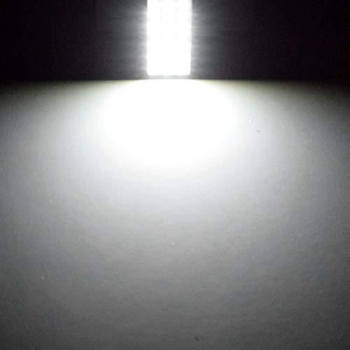 ShawnBlue Ligero 10 unids T10 W5W Ace Brillante 3030 LED Coche Lectura Interna Lámparas de cúpula Auto Equipaje COMPARTAMENTO LUZ CUDE DE Puerta DE Puerta Caliente Blanco (Emitting Color : White)