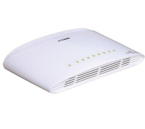 D-Link DGS-1008D 8-Port Switch 10/100/1000Mbps