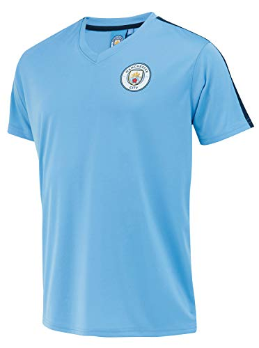 Manchester City tricot officiële collectie - herenmaat