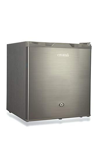 Croma 50 L Direct Cool Single Door Refrigerator (CRAR0218, Silver)