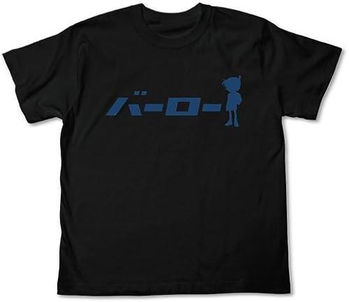 Detective Conan BGoldugh T-shirt schwarz Größe  L