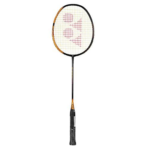 YONEX Astrox Smash Badminton Racket, black / orang