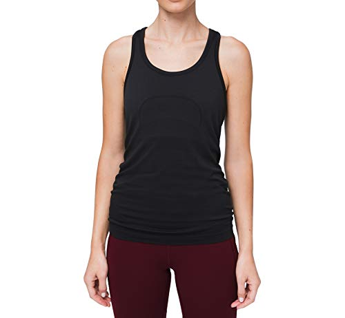 Lululemon Swiftly Tech Racerback Tank Top (Black, 6)
