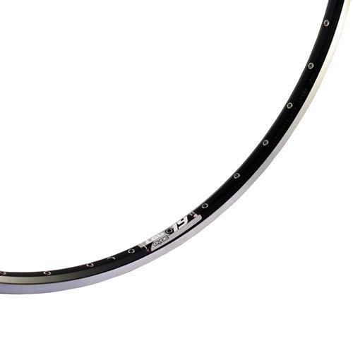 Ryde Felgenring Zac19 28 Zoll Hohlkammer Aluminium schwarz 36 Loch 622-19